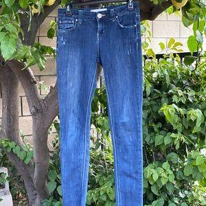RSQ blue jeans.